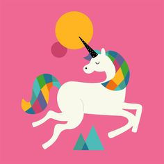To be a unicorn on Behance