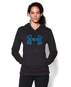 Armour Fleece fabric finished with highly water-resistant UA Storm technology. Soft, brushed inner layer traps heat for all-day warmth & comfort. Signature Moisture Transport System wicks sweat to keep you dry & light. Adjustable 2-piece hood with crossover neck for easy layering....