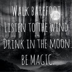 Be magic