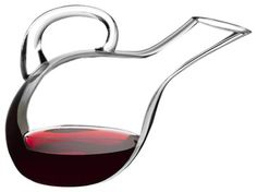Elegance Wine Decanter contemporary barware