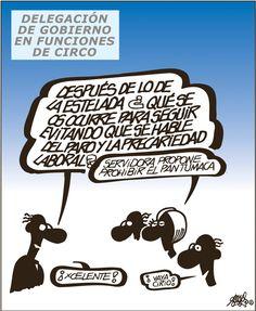 Gación de Desgobierno, by el gran @forges