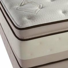 queen simmons beautyrest yvette truenergy ultra plush pillow top mattress by simmons