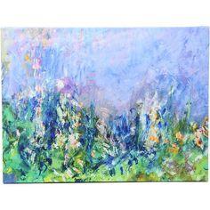 Lavender Fields by Monet