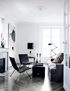 Danish style in Cannes - via Coco Lapine