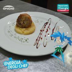 Filetto di maiale su letto di maiale al rosmarino - 2A I.C. Campagna Capoluogo. http://www.impariamolenergia.it/news/leggere/ricette-sostenibili-filetto-di-maiale-su-letto-di-patate-al-rosmarino
