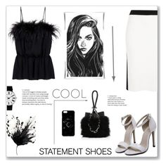 """""""Untitled #90"""" by azbie on Polyvore featuring Prada, River Island, Rosendahl and Alexander Wang"""
