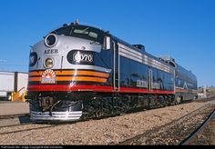 RailPictures.Net Photo: AZER 6070 Arizona Eastern Railway EMD E9(A) at Globe, Arizona by Mike Danneman