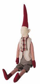 Hans, Very Large Maileg Danish Christmas Pixy