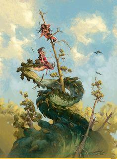 красивые-картинки-Мифические-существа-Fantasy-art-3805158.jpeg (1576×2126)