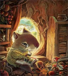 Xue Wawa - Children's Book, Editorial and Advertising Illustrator