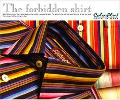 Satin Simmer Shirt #ColorPlus #2006 #Archives