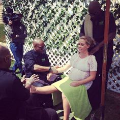 Kendra Wilkinson's 2nd baby shower. Wishing the best from Baby Cachet