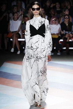 Christian Siriano ... #NYFW #NewYork #fashionweek #fashion #SS17 #RTW