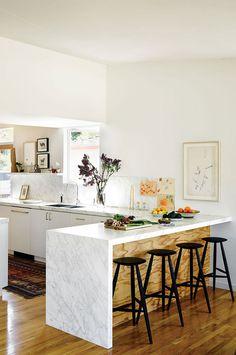 Kitchen island stool