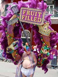 New Orleans King Cake History