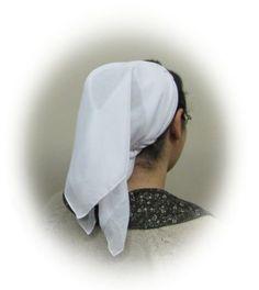 Dressy Bandanna Veil