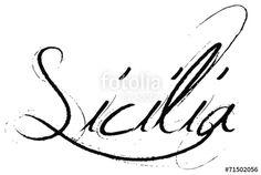 """""""Sicilia"""" creato da morgan capasso"""