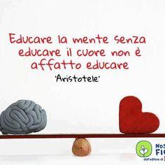 equilibrio tra cuore e cervello