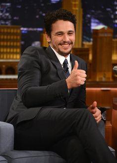 "James Franco - James Franco Visits ""The Tonight Show Starring Jimmy Fallon"""