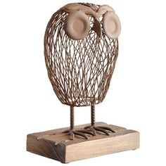 Interior HomeScapes offers the Wisely Owl Sculpture by Cyan Design. Visit our online store to order your Cyan Design products today. Cyan, Wise Owl, Joss And Main, Decorative Objects, Home Accents, Rustic Wood, Decor Styles, Home Accessories, Diy