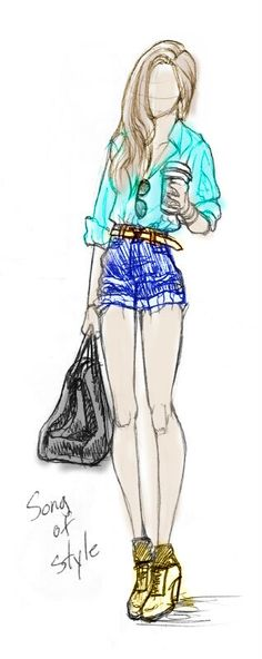 Editing credit to @xXSnowySkaiXx  Pin it cause I love the outfit and drawing tech.