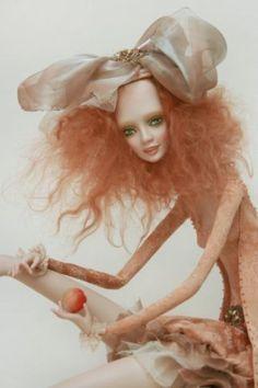 vvv sasha petrova porcelain doll