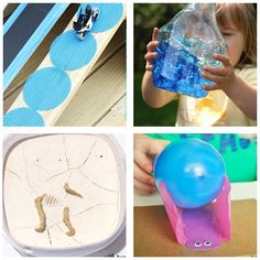 These hands-on science inquiry activities are perfect for preschoolers and young elementary students.