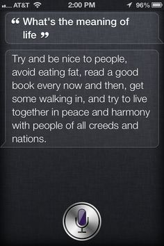 111 funny things to say to Siri.