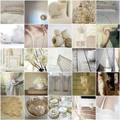 ~TILT..Shades of White~ | by ~Romantic~Vintage Home~