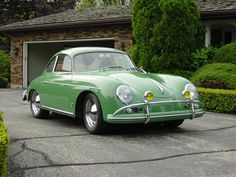 Show me some early GREEN cars. - Pelican Parts Technical BBS