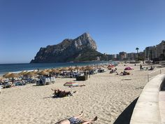 Things to do in Calpe Stuff To Do, Things To Do, Moraira, Sandy Beaches, Outdoor Life, Where To Go, Day Trips, Great Places, Costa