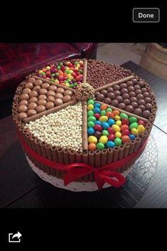 Yummy use simple sponge cake