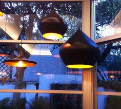 Trilogía lámparas de hierro de studio noa