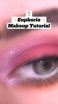 Gold Eyeshadow, Eyeshadow Looks, Makeup Inspo, Makeup Inspiration, Makeup Ideas, Pink Makeup, Makeup Art, Beauty Make Up, Beauty Care