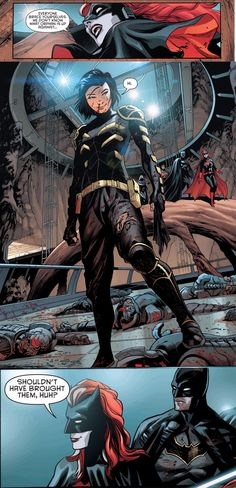 Detective Comics 938. Kate Kane. Batwoman. Cassandra Cain. Orphan.