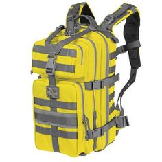 Maxpedition Hard-Use Gear Falcon-II Backpack, Safety Yellow, 0513SY - 846909008231