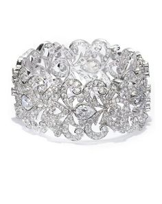 Wedding Jewelry - love a great cuff!