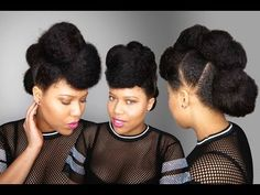 Twisted Mohawk on Natural Hair Protective Hairstyle // Samantha Pollack Widyom.Com Download Free Latest New Videos Song, Movies, Trailers in Hd, HQ, Mp4, Flv, 3Gp 720p