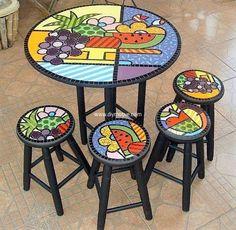artwork furniture ideas 10