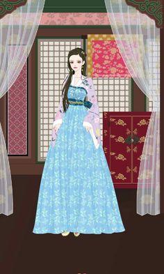 Korean Traditional Dress, Traditional Dresses, Muslim Wedding Dresses, Korean Hanbok, Dance Fashion, Korean Outfits, Girl Photography, Chibi, Aurora Sleeping Beauty