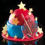 Gâteau d'anniversaire Spiderman
