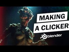 (6) How To Make a CGI Clicker | Blender Character Tutorial | The Last of Us 2 Fan Art - YouTube Cgi, Fan Art, Youtube, How To Make, Movies, Movie Posters, Character, Film Poster, Films
