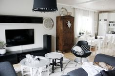 Tine K // Livingroom // Marrakesh // Marimekko // Lumimarja // Reunion Home // Facet // Mariskooli // Design by //