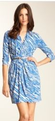 Anne Klein...Raindrop Print 3/4 Sleeve Dress...$63.00...55% off...Ends Saturday 4/14 at 8AM Pacific