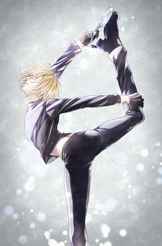 yuri!!! on ice | yoi | yuri plisetsky
