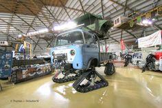 Roam Automotive Willys Jeep Forward Control FC170
