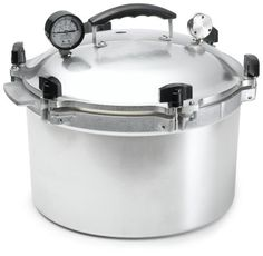 All-American 15-1/2-Quart Pressure Cooker/Canner
