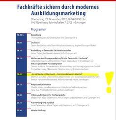 Maler Hannover Heyse Vortrag in der VHS Göttingen am 22.11.2012