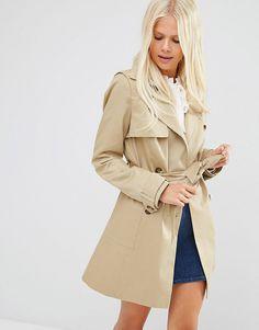 ASOS trench coat