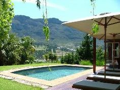 3 Plumtree Villa - 3 Plumtree Villa is a beautiful double volume architectural home with breathtaking views and outstanding entertainment areas.  There are three bedrooms comprising two main bedrooms, one with a king-size ... #weekendgetaways #houtbay #southafrica